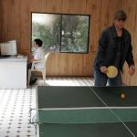 Internet access and table tennis
